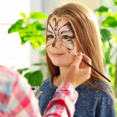 Comediens animations - Maquillage d'enfants